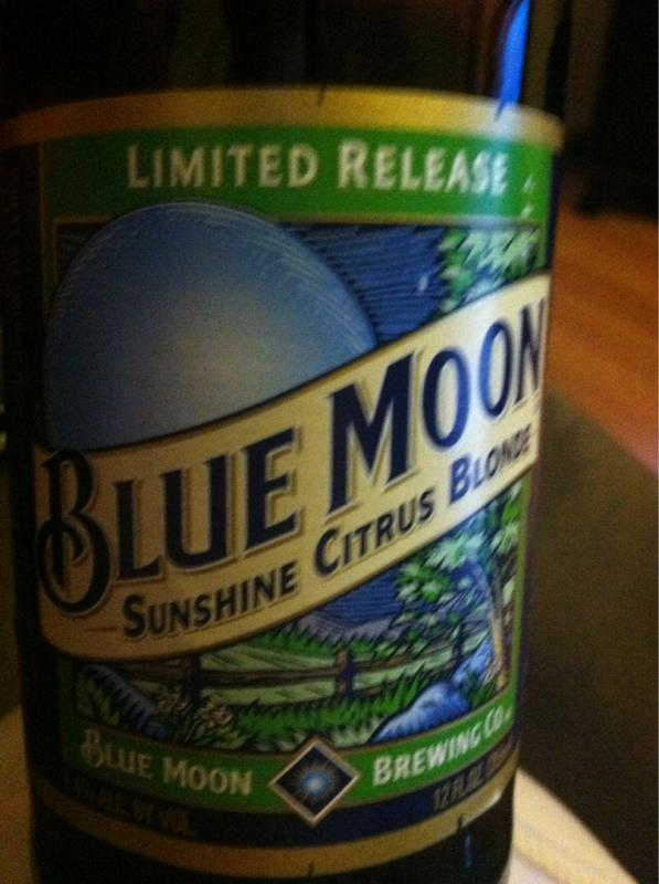 Blue Moon Sunshine Citrus Blonde