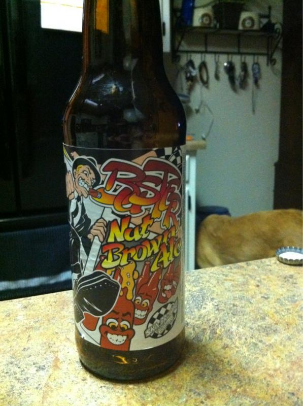 Buster Nut Brown Ale