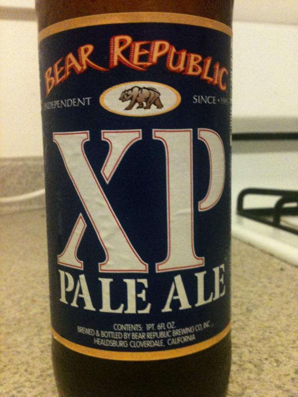 XP Pale Ale