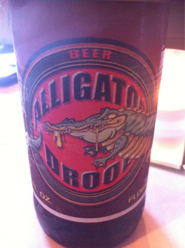 Alligator Drool