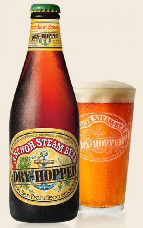 Anchor Steam Beer Dry-Hopped