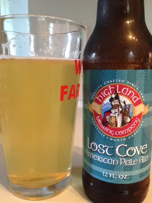 Lost Cove  American Pale Ale