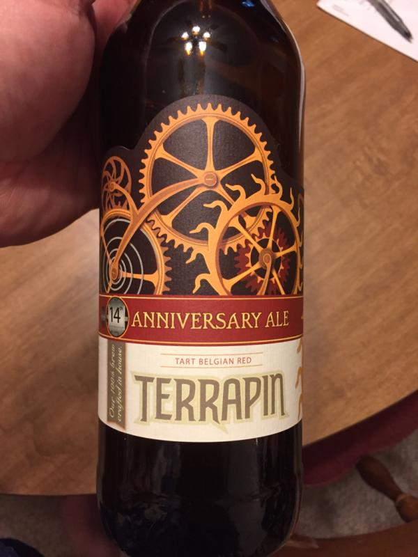 14th Anniversary Ale