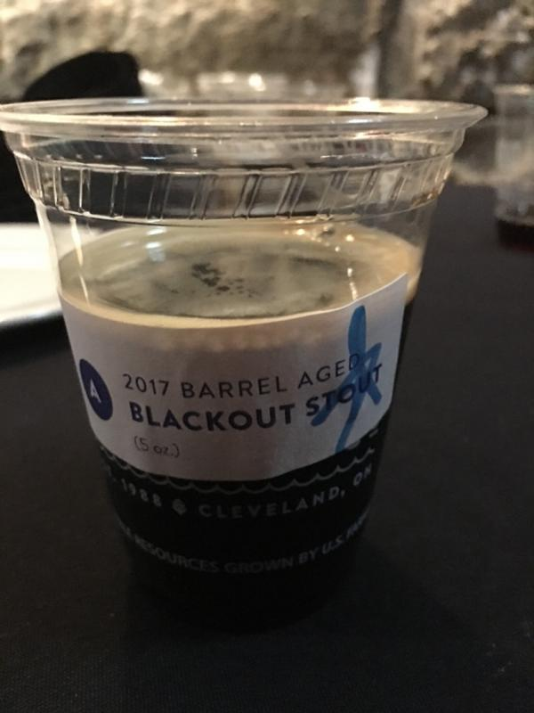 2017 Barrel Aged Blackout Stout