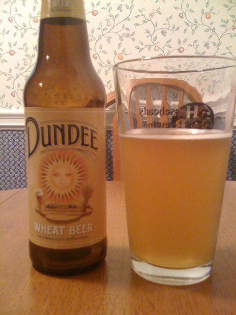 Dundee Wheat Beer