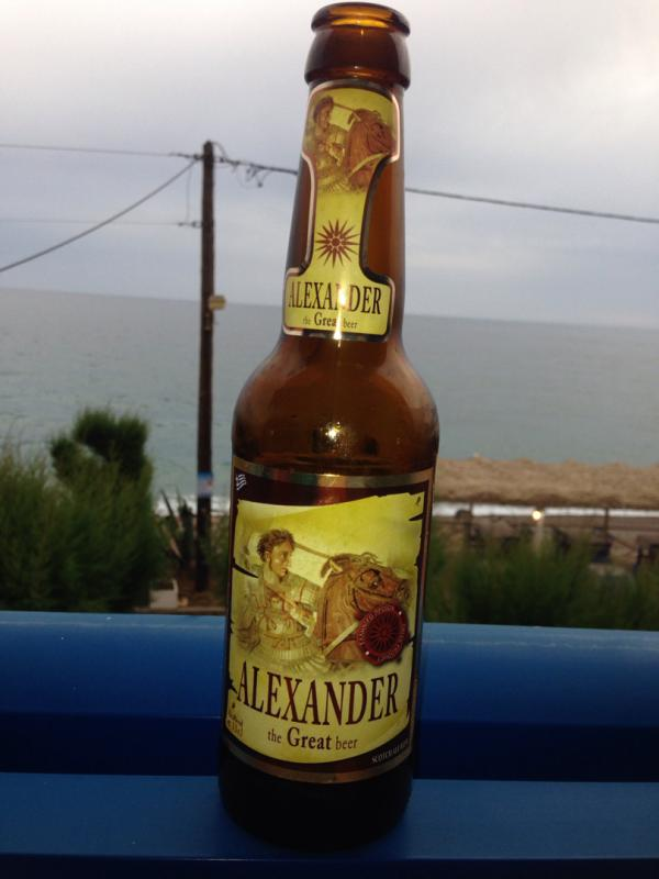 Alexander The Great beer