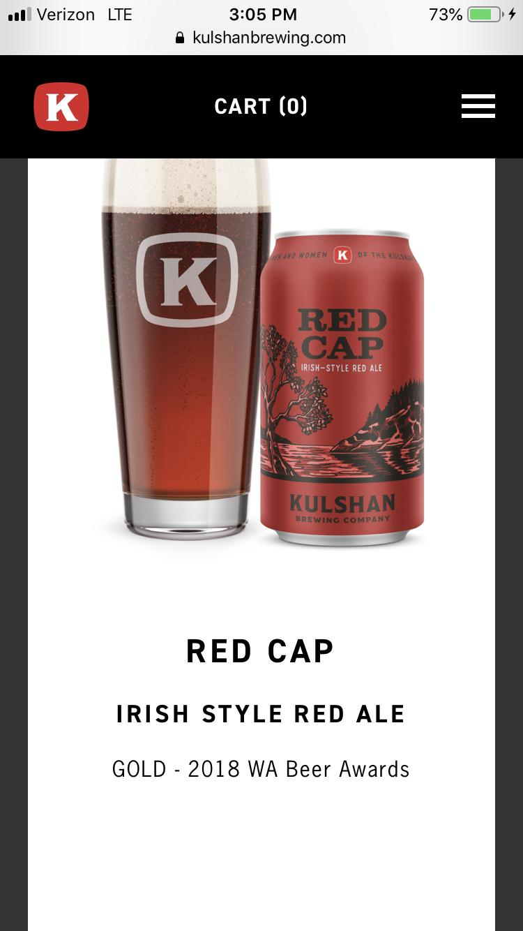 Red Cap Red