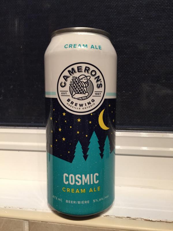 Cosmic Cream Ale