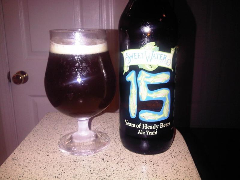 15 Years of Heady Beers Ale