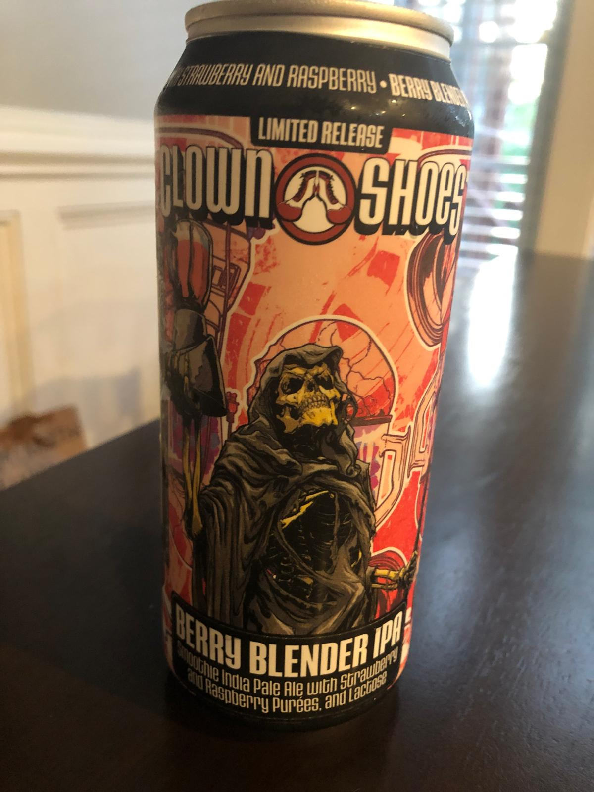 Berry Blender IPA