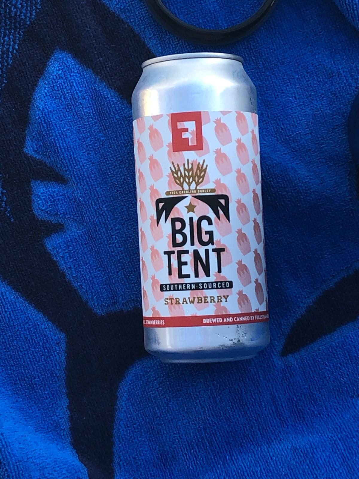 Big Tent Strawberry