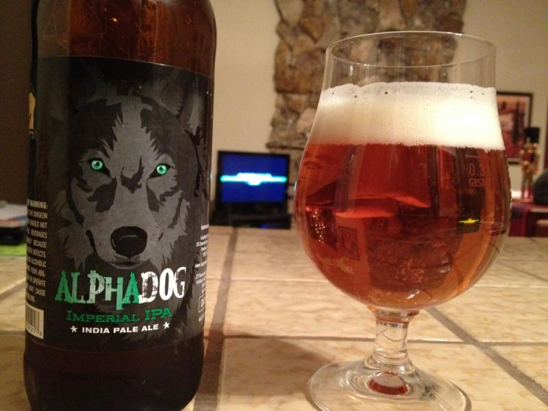 Alpha Dog Imperial IPA