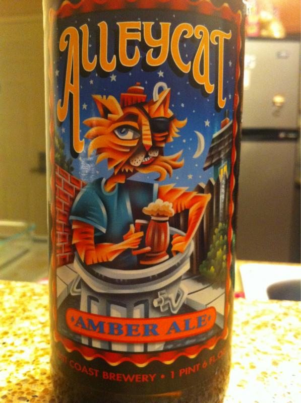Alleycat Amber