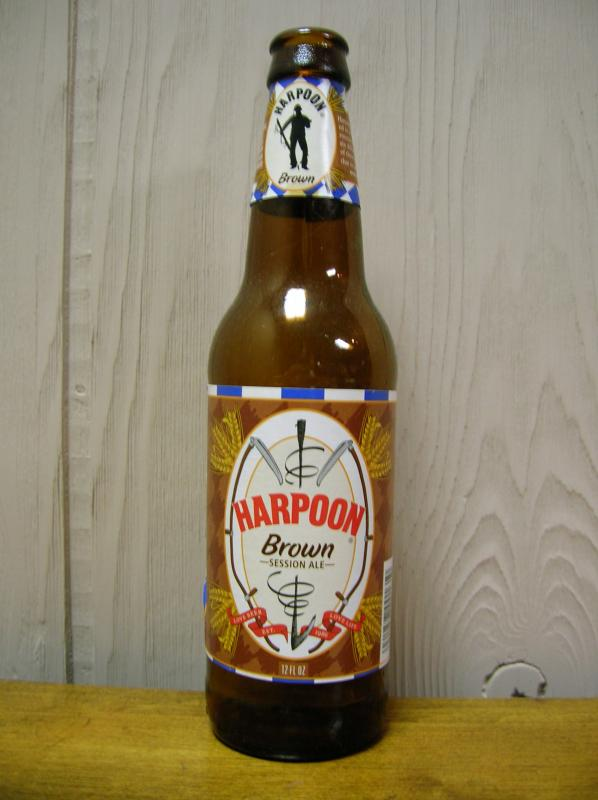 Harpoon Brown Session Ale