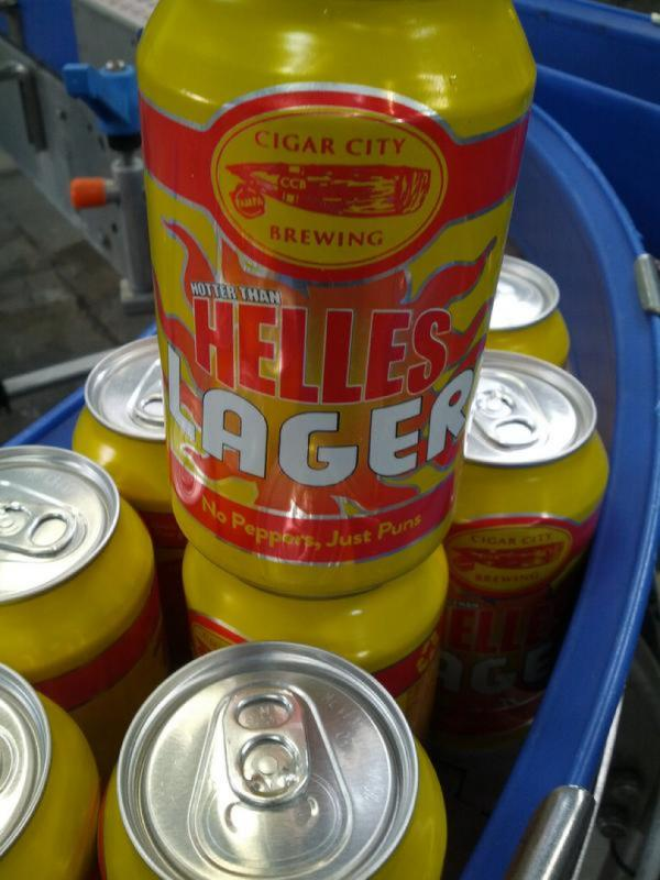 Hotter Than Helles