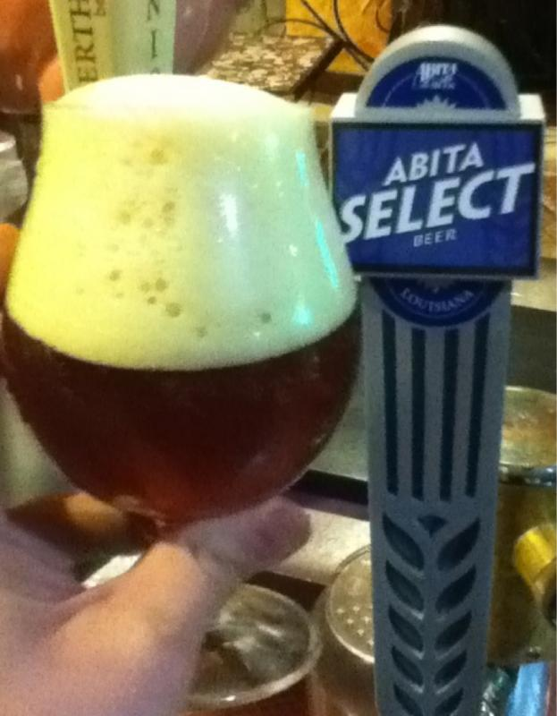 Abita Select Pale Ale