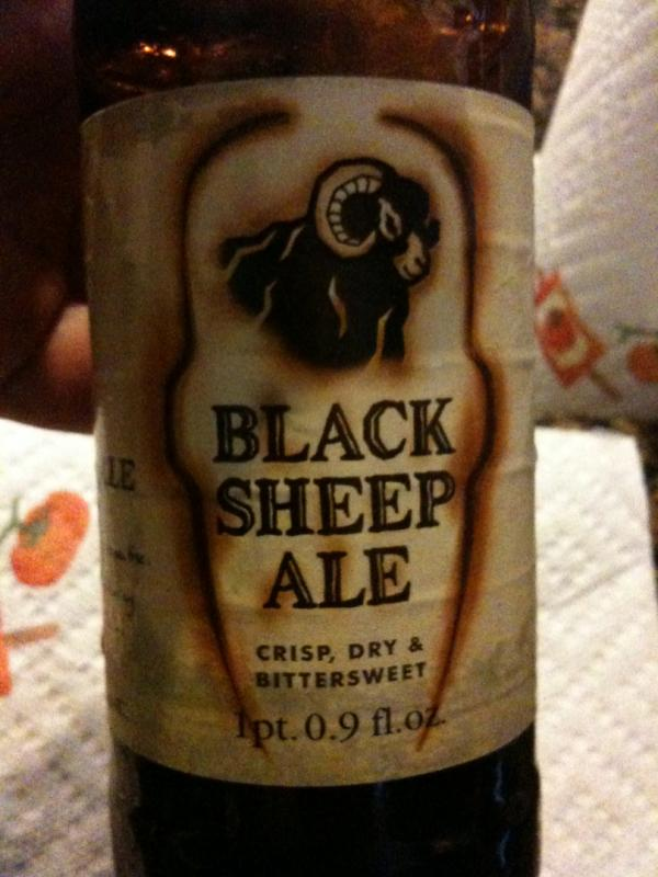 Black Sheep Ale (Special)