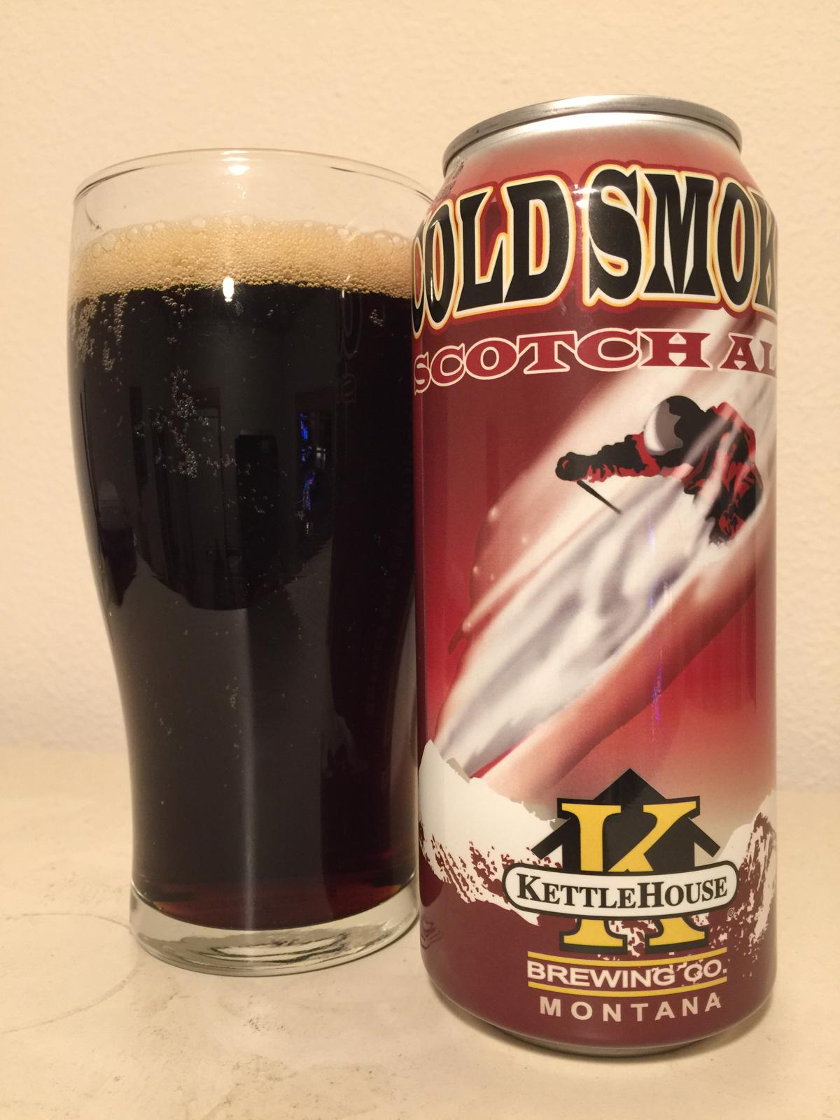 Cold Smoke Scotch Ale