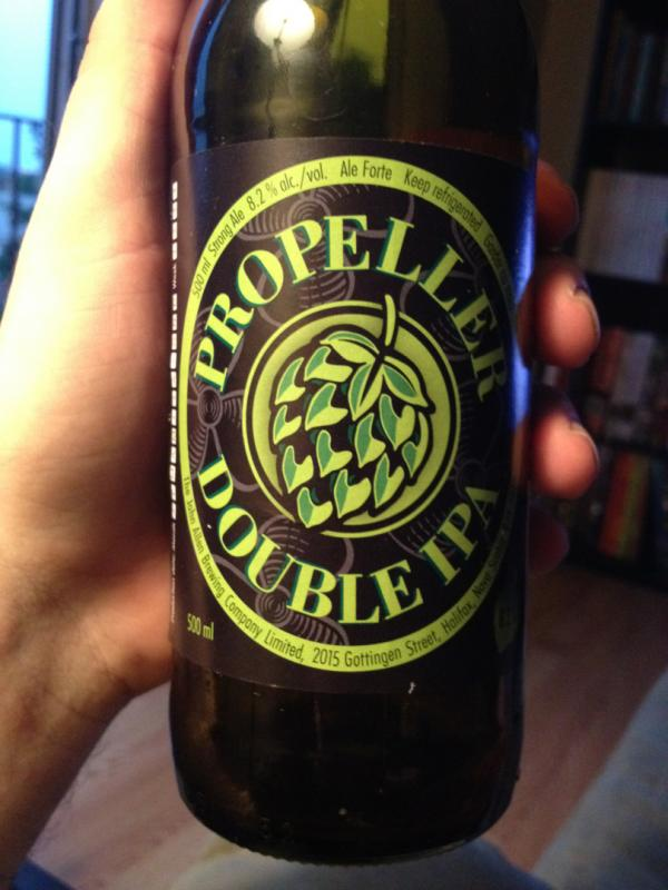 Propeller Double IPA
