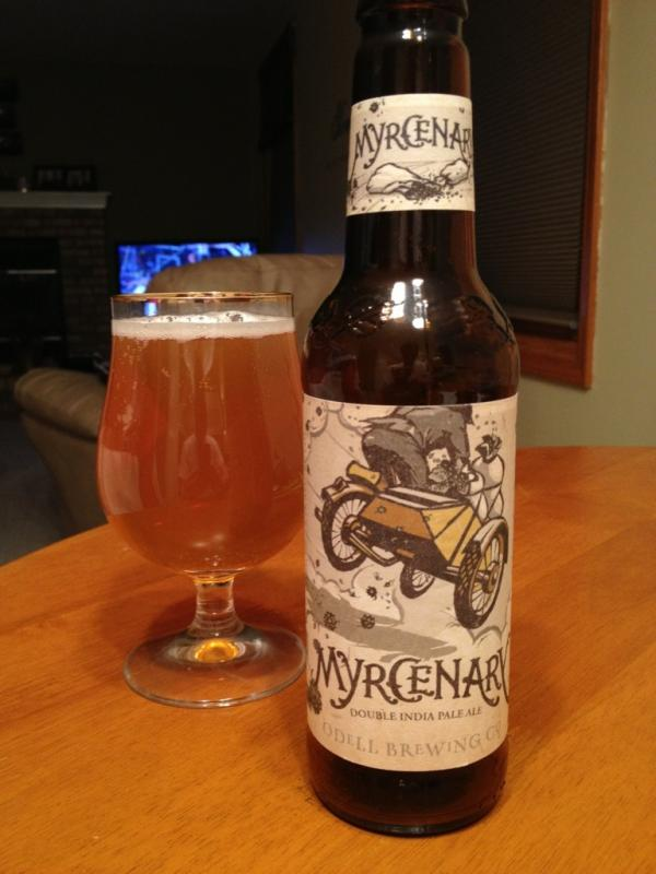 Myrcenary Double IPA