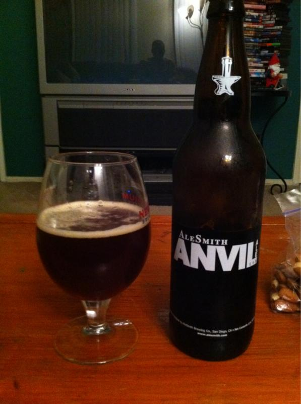 All English Anvil Ale ESB