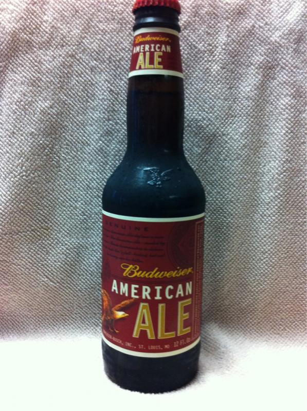 Budweiser American Ale Brewgene