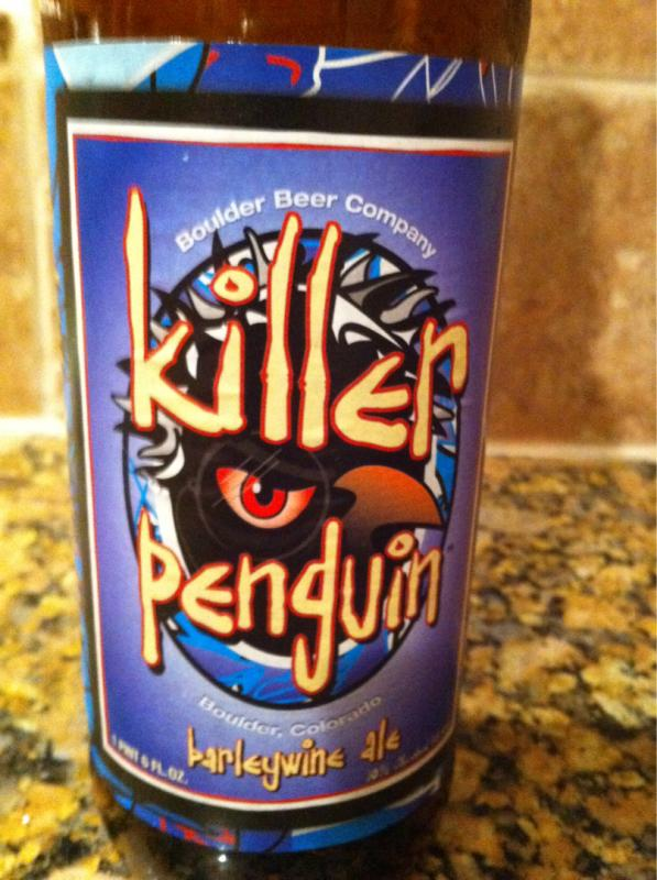 Killer Penguin Barleywine