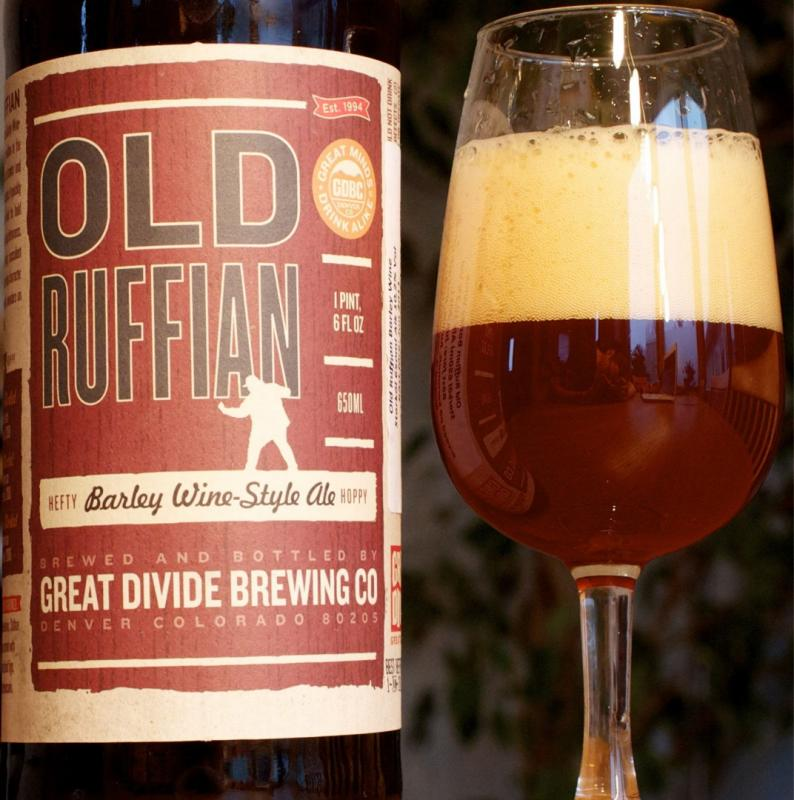 Old Ruffian Barley Wine