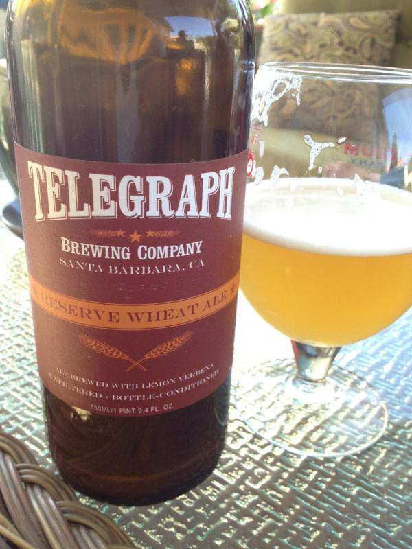 Telegraph Reserve Wheat