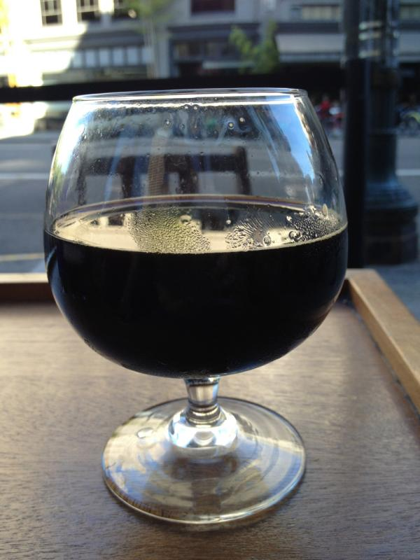 Gin Barrel Aged Blackberry Imperial Stout