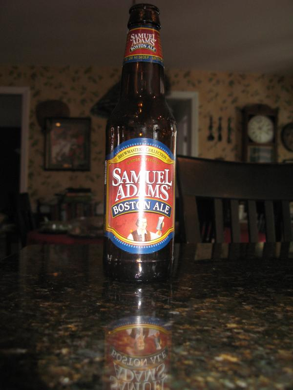 Samuel Adams Boston Ale (Stock Ale)