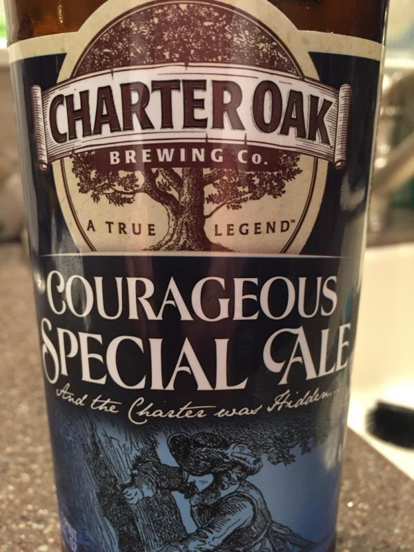 Courageous Special Ale