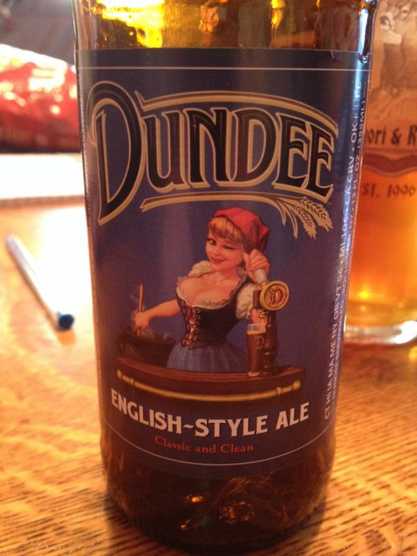 Dundee English-Style Ale
