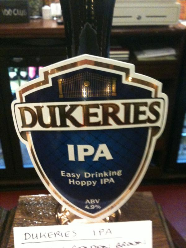Dukeries IPA