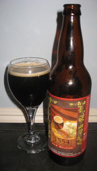 1554 Enlightened Black Ale