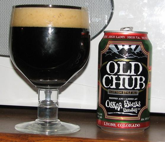 Old Chub - Scottish Style Ale
