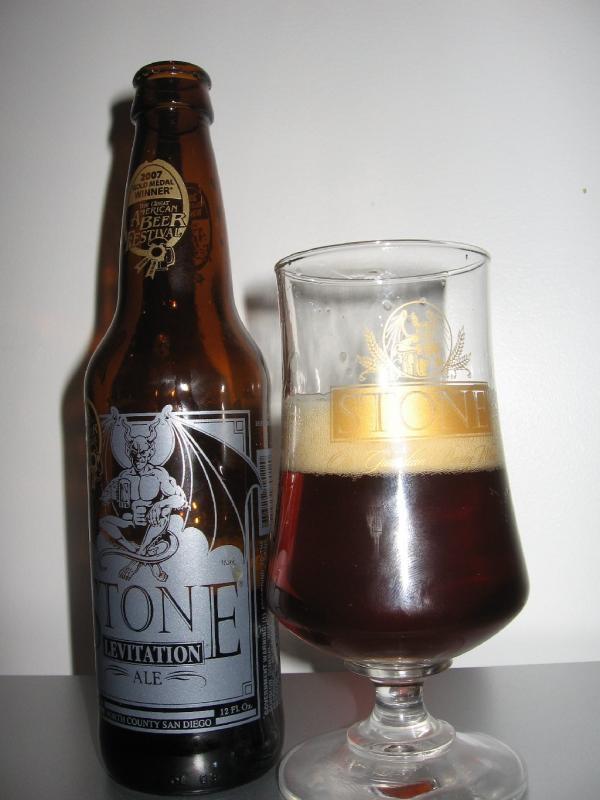 Stone Levitation Ale : Levitation ale brewgene