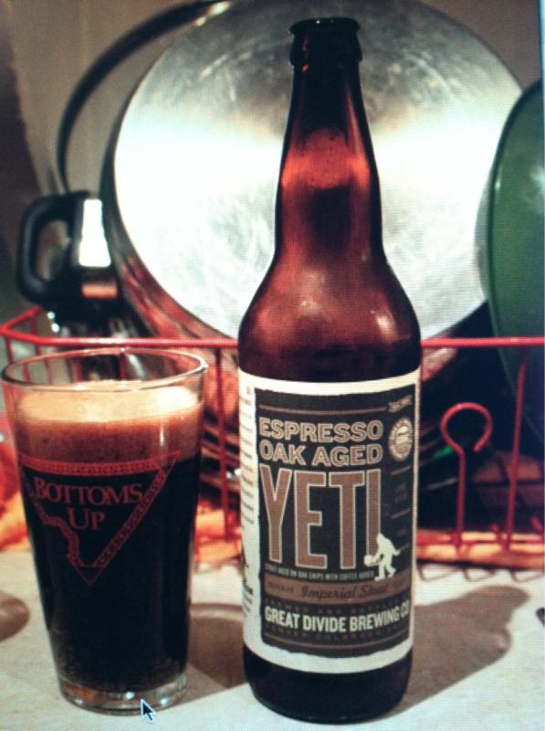 Yeti with Espresso Stout (Oak Barrel Aged)