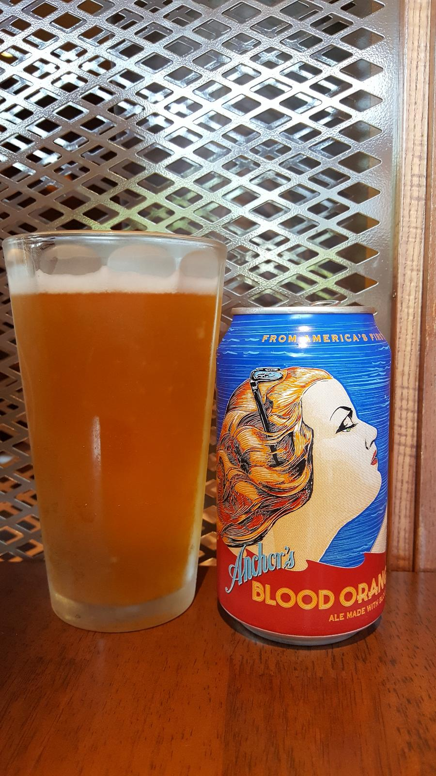Blood Orange Blonde