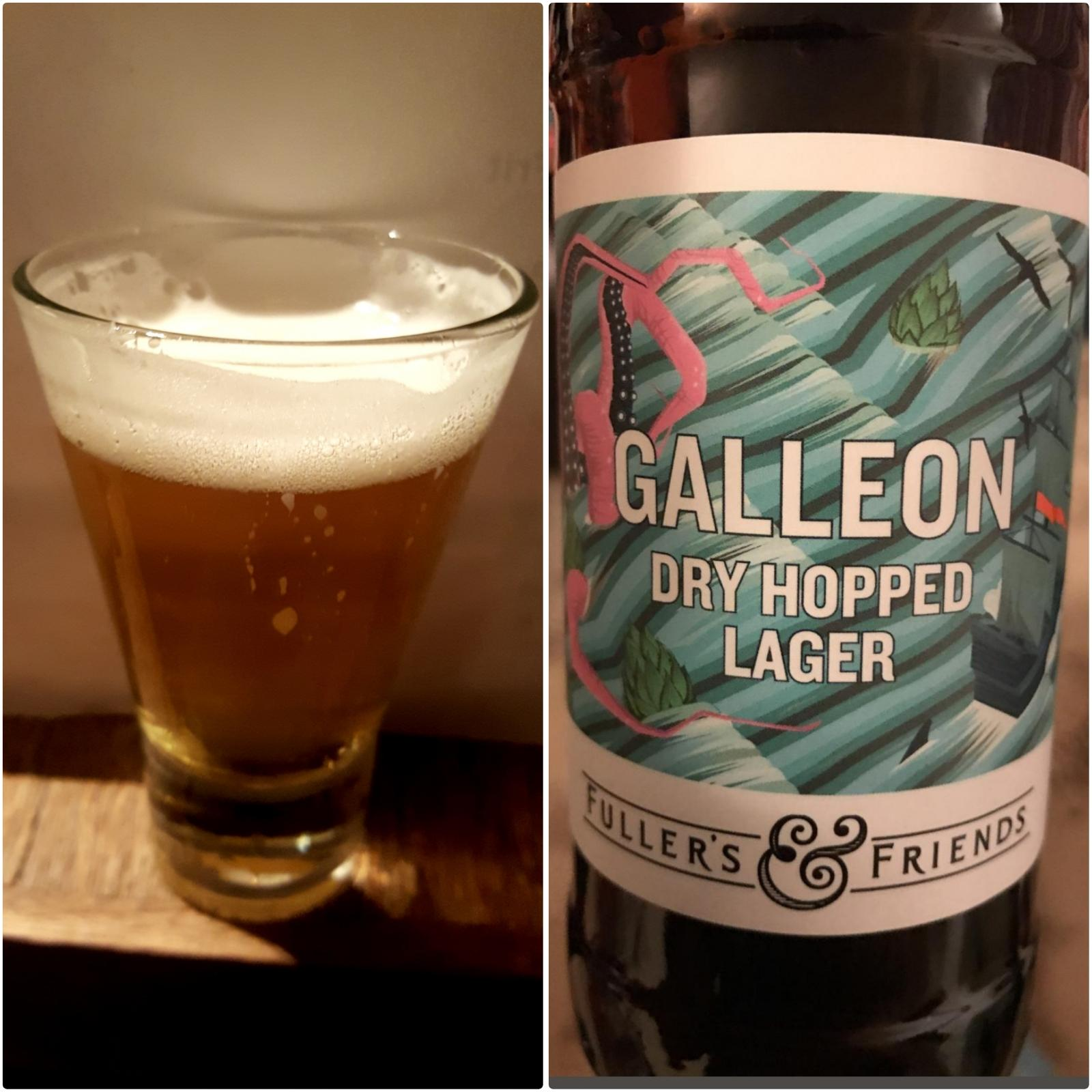 Galleon (Collaboration with Fourpipe Brewing Co.)
