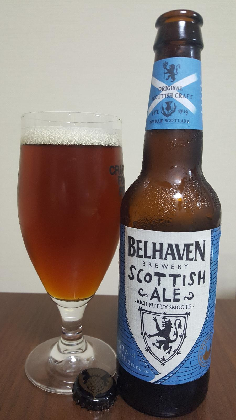 Belhaven Scottish Ale Brewgene