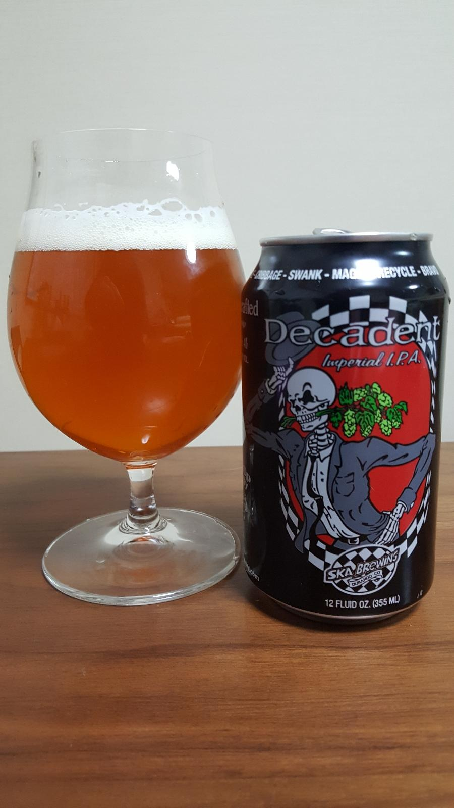 Decadent Imperial IPA