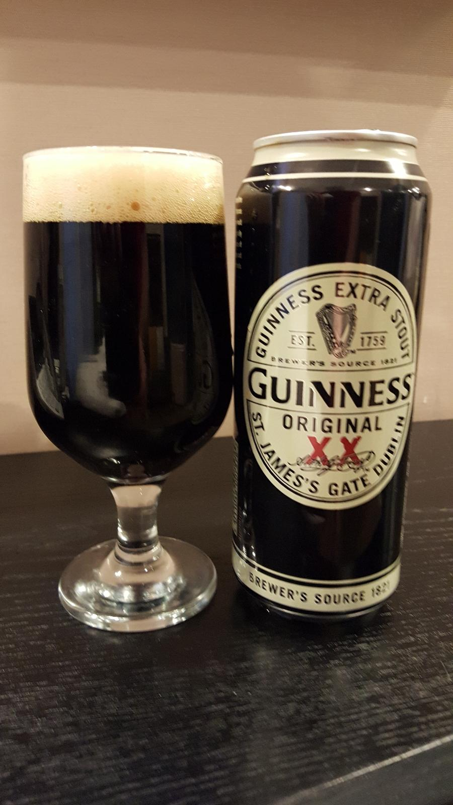 how to drink guinness extra stout