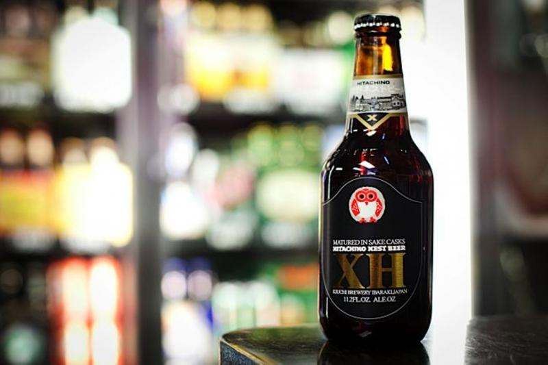 Hitachino Nest XH (Matured In Sake Casks)