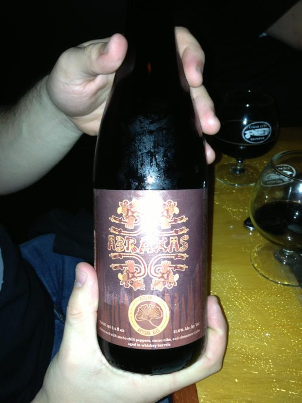 Barrel-Aged Abraxas