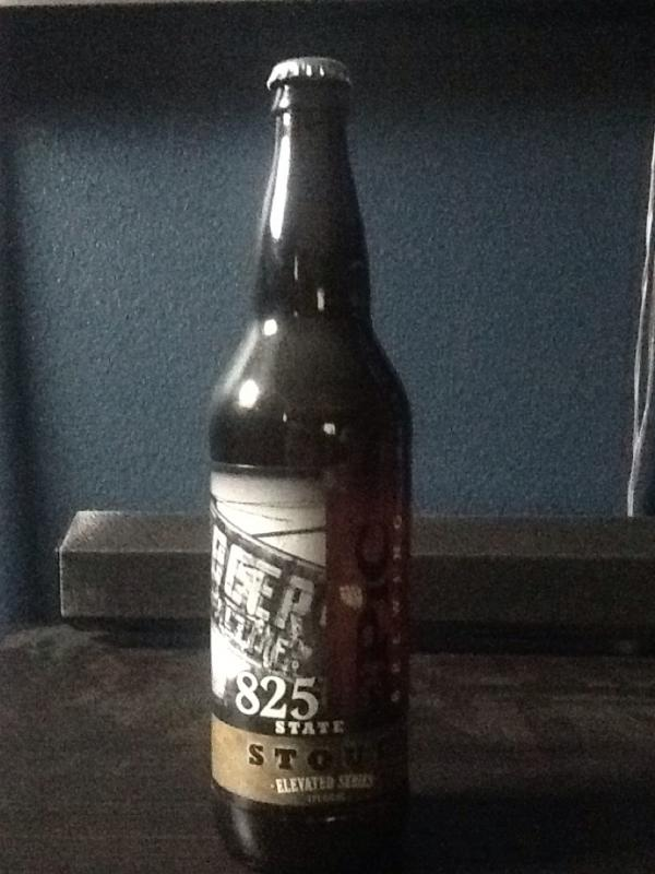 825 State Stout #34: Elevated Series