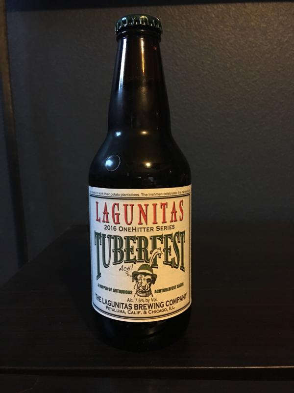 2016 Tuberfest: One Hitter Series
