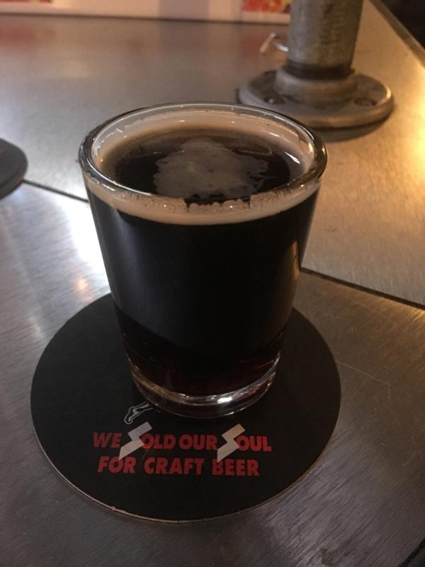 Imperial Baltic Porter (Barrel Aged)