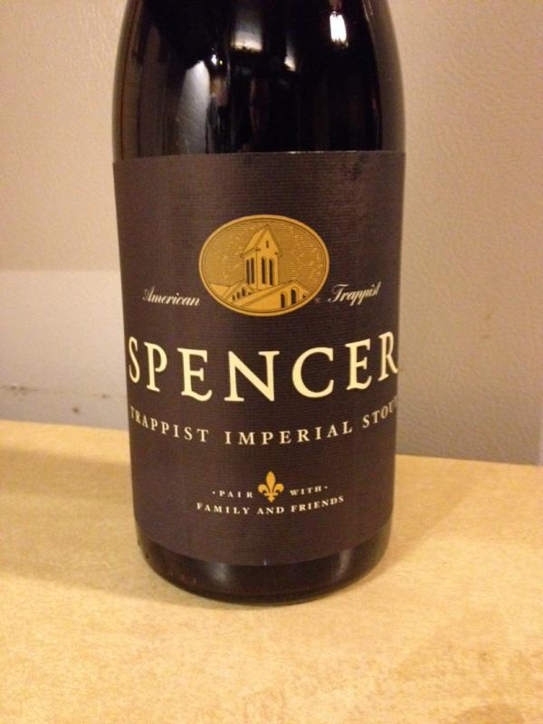 Spencer Trappist Imperial Stout