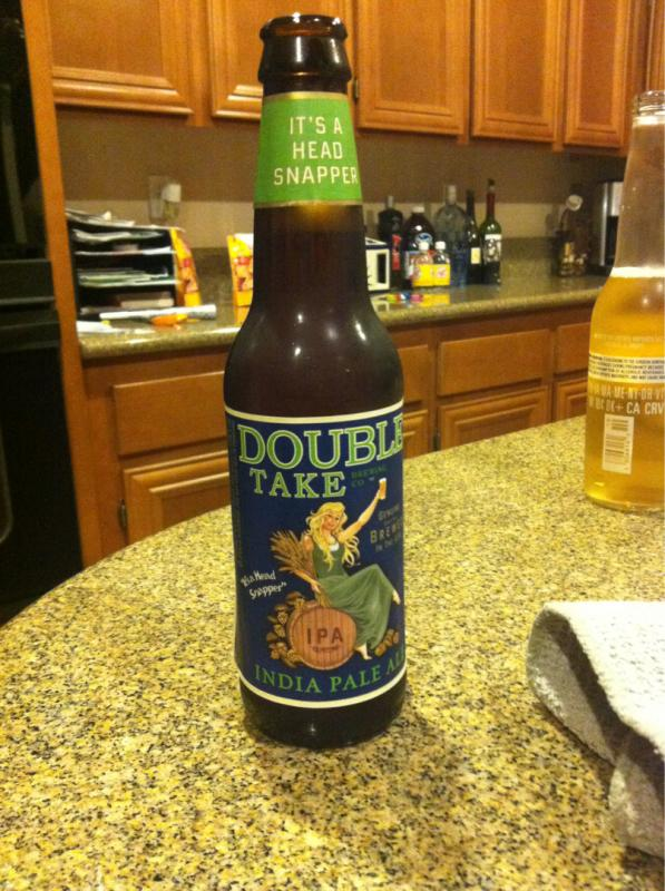 Double Take Ale